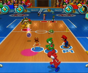 Mario Sports Mix Videos