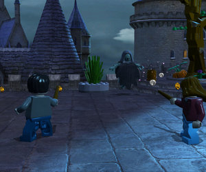 LEGO Harry Potter: Years 1-4 Screenshots