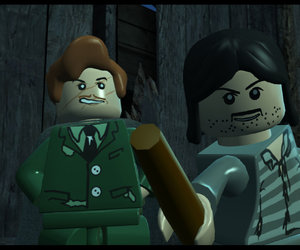 LEGO Harry Potter: Years 1-4 Files