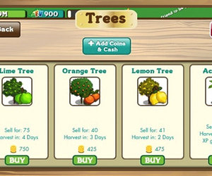 FarmVille Screenshots