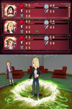 Vampire Legends: Power of Three Chat