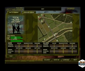 Close Combat - Last Stand Arnhem Files