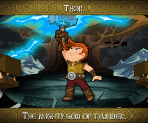 Young Thor Files