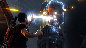 Infamous 2 Screenshot from Shacknews
