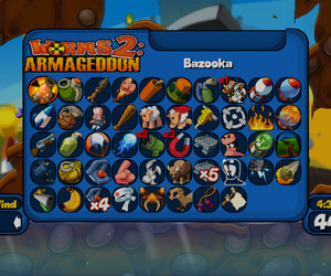 Worms 2: Armageddon Screenshots