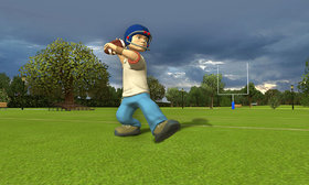 Backyard Sports Football: Rookie Rush Screenshot from Shacknews