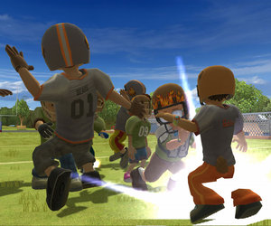 Backyard Sports: Rookie Rush Chat