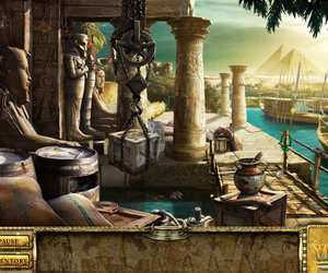 Great Pyramids: Romancing the Seven Wonders Screenshots