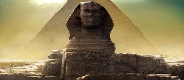 Great Pyramids: Romancing the Seven Wonders News