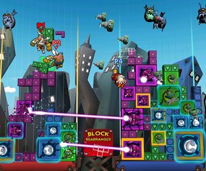 Slam Bolt Scrappers Screenshots
