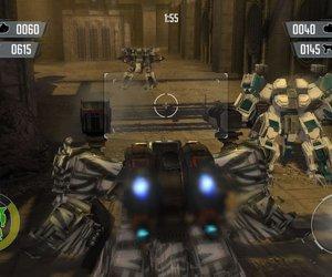 Front Mission Evolved Screenshots