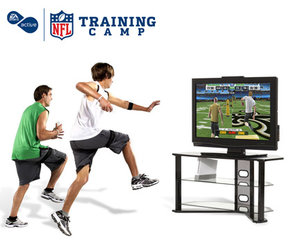 EA Sports Active NFL Training Camp Videos