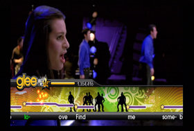Karaoke Revolution Glee Screenshot from Shacknews