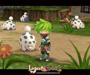 Legend of Edda Files