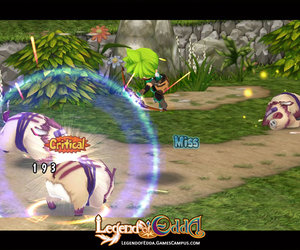 Legend of Edda Screenshots