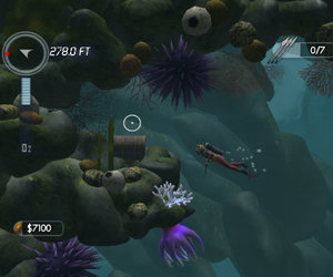 Dive: The Medes Islands Secret Screenshots
