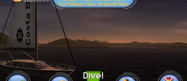 Dive: The Medes Islands Secret News