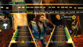 Guitar Hero: Warriors of Rock Screenshot from Shacknews