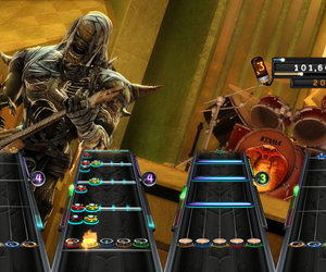 Guitar Hero: Warriors of Rock Screenshots