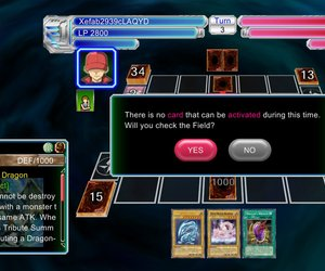 Yu-Gi-Oh! 5D's Decade Duels Chat