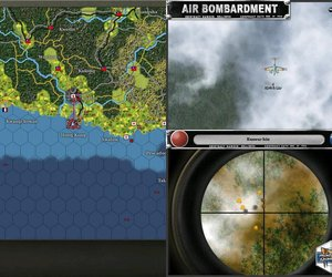 War in the Pacific - Admiral's Edition Screenshots