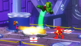 Marvel Super Hero Squad: The Infinity Gauntlet Screenshot from Shacknews
