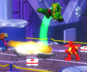 Marvel Super Hero Squad: The Infinity Gauntlet Videos