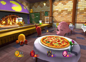 Pac-Man Party Screenshot from Shacknews