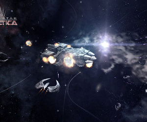 Battlestar Galactica Online Screenshots