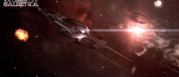 Battlestar Galactica Online News