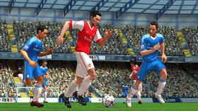 FIFA Soccer 11 Screenshot from Shacknews