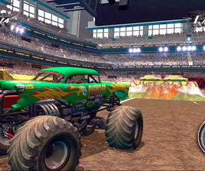 Monster Jam: Path of Destruction Files