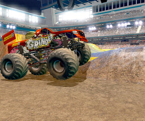 Monster Jam: Path of Destruction Chat