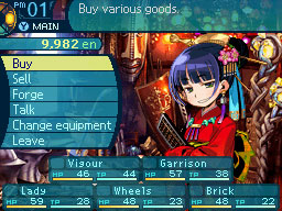 Etrian Odyssey III: The Drowned City Videos