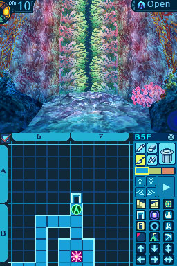 Etrian Odyssey III: The Drowned City Files