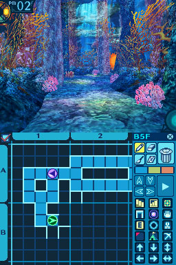 Etrian Odyssey III: The Drowned City Chat