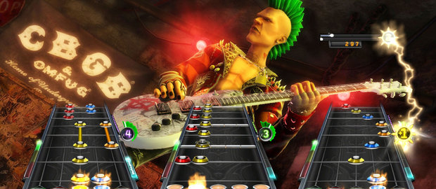 Guitar Hero: Warriors of Rock News