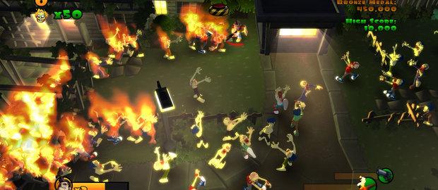 Burn Zombie Burn News