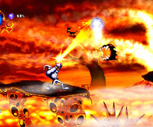 Earthworm Jim HD Screenshots