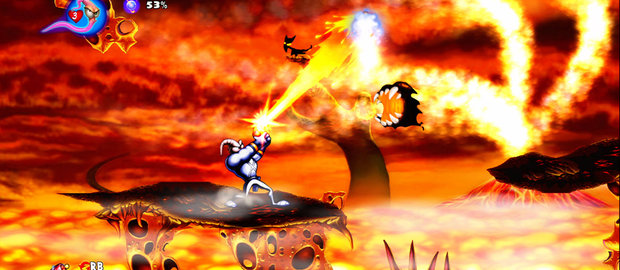 Earthworm Jim HD News