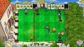 Plants vs. Zombies Screenshot from Shacknews