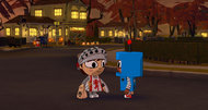 Double Fine wants IP and distribution rights for Costume Quest, Stacking
