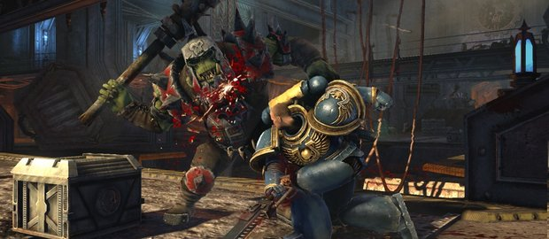 Warhammer 40,000: Space Marine News