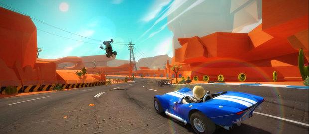 Kinect Joy Ride News