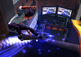 Tony Hawk: Shred Screenshot from Shacknews