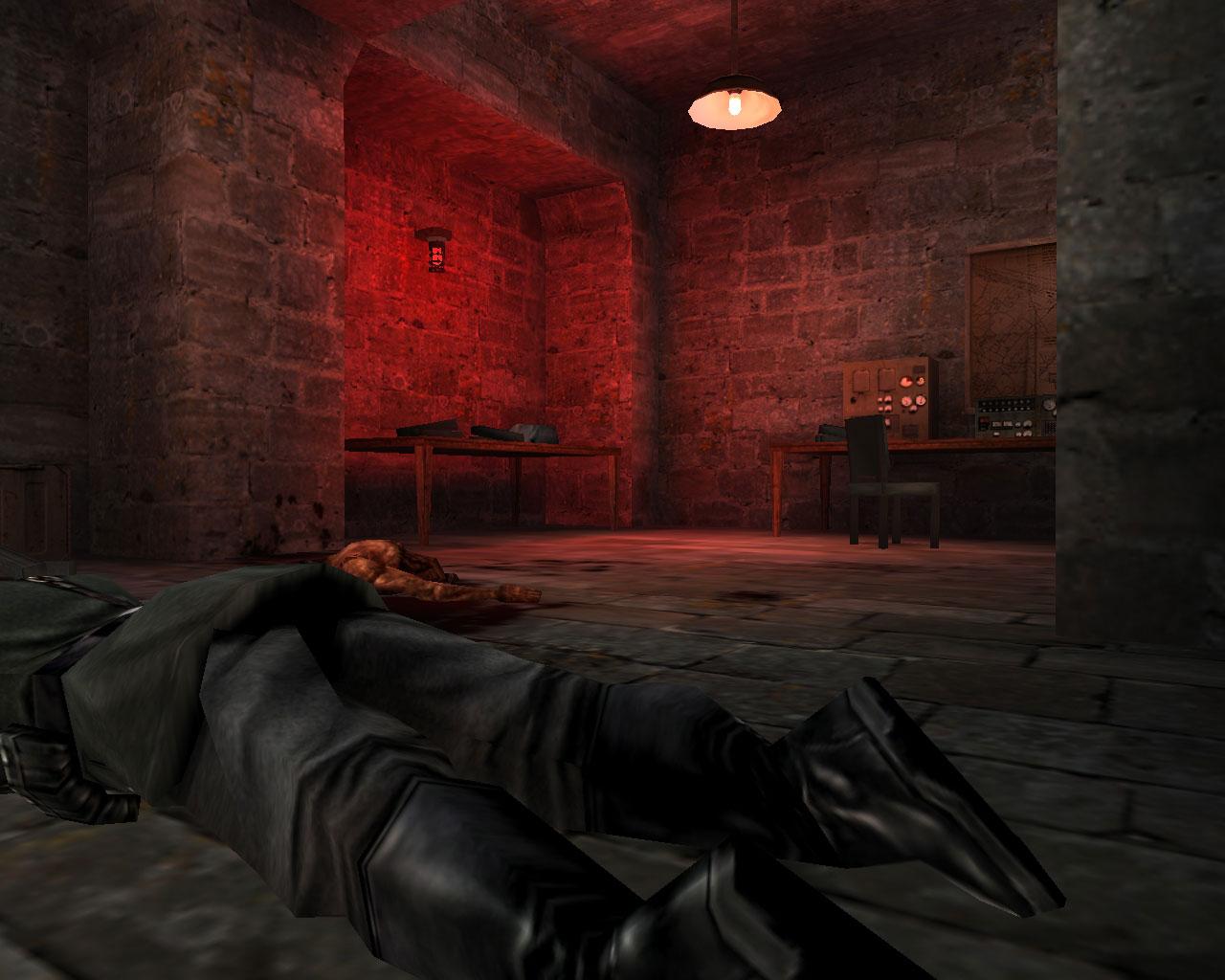 Return to castle wolfenstein screenshots video game news for Castle wolfenstein