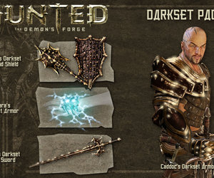 Hunted: The Demon's Forge Chat