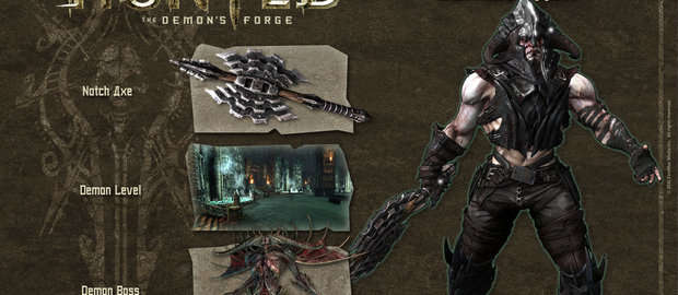Hunted: The Demon's Forge News