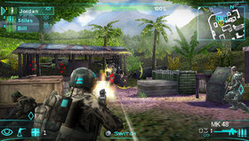 Tom Clancy's Ghost Recon Predator Screenshot from Shacknews