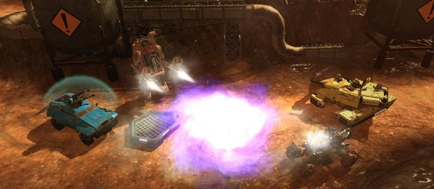 Red Faction: Battlegrounds News